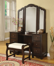 2-Piece Annapolis Vanity Set, Espresso Finish