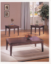 3pc Pack Coffee/End Table