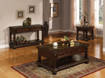Anondale Coffee Table, Cherry Finish