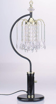"27"" Single Chandeller Table Lamp"