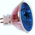 Color Blue MR16 Halogen Bulb