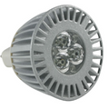 Halco 80727 MR16/3M4BLU/NFL/LED