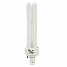 18W Cool White Biax 2pin CFL Bulb