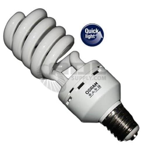 Osram Dulux EL HO 65 Watt E40 2700K Compact Fluorescent 220V Lamp