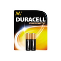 DURACELL MN1500B2Z09261 Battery AA 2 Pack