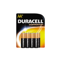 DURACELL MN1500B10Z Battery AA 8 Pack