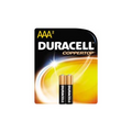 DURACELL MN2400B2Z15261 Battery AAA 2 Pack