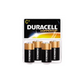DURACELL MN1400R4ZX13848 Battery C 4 Pack