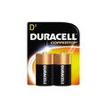 DURACELL MN1300B2Z09061 Battery D 2 Pack