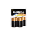 DURACELL MN1300R4Z03361 Battery D 4 Pack