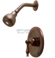 Premier 120034 Wellington Single-Handle shower Faucet Oil Rubbed Bronze
