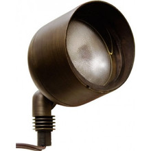 Dabmar LV23 Cast Aluminum Directional Spot Light With Hood