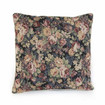Tapestry cushion cover - peony design