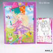 My Style Princess Colouring Book www.the-village-square.com EAN:  4010070227302