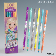 TOPModel Coloured Pencil Set  www.the-village-square.com EAN:  4010070225209