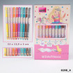 My Style Princess Coloured Pencil Set www.the-village-square.com EAN:  4010070239657