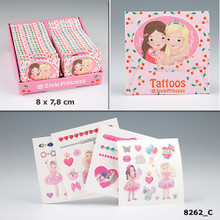 My Style Princess – Tattoos www.the-village-square.com EAN:  4010070229399