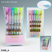 Horses Dreams gelpen set 6 pastel colors www.the-village-square.com EAN: 4010070265014
