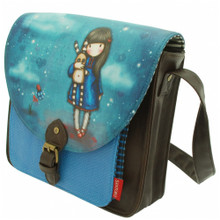 Gorjuss Saddle Bag - Hush Little Bunny  www.the-village-square.com EAN:  5018997519042