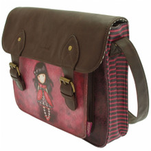 Gorjuss Satchel - Dear Alice  Gorjuss Bag by Santoro www.the-village-square.com EAN: 5018997519066