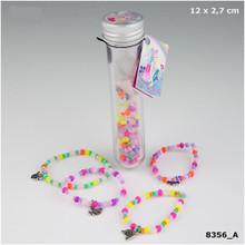 Ylvi Beads Tube DIY Bracelet www.the-village-square.com EAN: 4010070269050