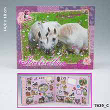 Horses Dreams Sticker Album www.the-village-square.com EAN:  4010070211585