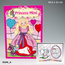 Princess Mimi Paint To Numbers www.the-village-square.com EAN:   4010070297954