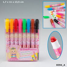 My Style Princess Gel Crayons, 8 Colours www.the-village-square.com EAN: 4010070271435