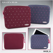TOPModel Tablet Case/Pocket - Stars and Stars - Burgundy www.the-village-square.com EAN: 4010070293215