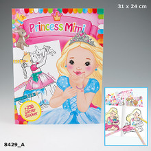 My Style Princess Colouring Book www.the-village-square.com EAN:  4010070303631