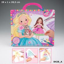 My Style Princess Studio Colouring Book www.the-village-square.com EAN: 4010070303624