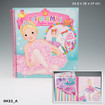 Princess Mimi Ballerina Colouring  Colouring Book www.the-village-square.com EAN: 4010070303693