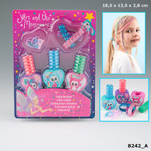 Ylvi & the Minimoomis Hair Chalking Design Set www.the-village-square.com EAN: 4010070315313