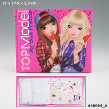 TOPModel Friendship Book Pink www.the-village-square.com EAN: 4010070323257