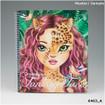 Create Your Fantasy Face Colouring Book www.the-village-square.com EAN: 4010070324018