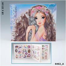 Top Model - Fantasy Model Sticker Booklet www.the-village-square.com EAN:  4010070324049