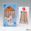 House of Mouse Coloured Pencil Set www.the-village-square.com EAN:  4010070320577