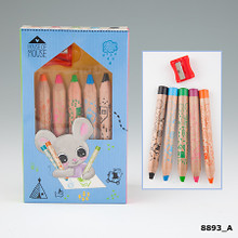 House of Mouse Coloured Pencil Set www.the-village-square.com EAN:  4010070320577