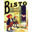 Bisto Large Metal Wall Sign - The Original Metal Sign Co.