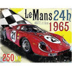 Le Mans 24h 1965 LM Large Metal Wall Sign - The Original Metal Sign Co. EAN: 5060389265631 www.the-village-square.com