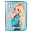 TOPModel Extra Large Filled Pencil Case Friends Turquoise www.the-village-square.com EAN: 4010070346720
