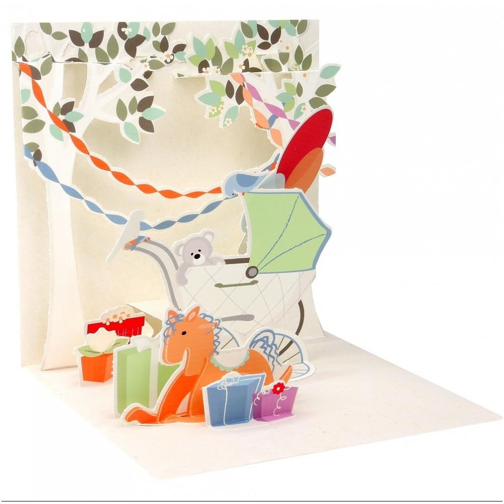 Mermaid/'s Birthday Pop-Up Greeting Card Trearures by Popshots Studios
