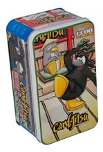 Disney Club Pengiun Card-Jitsu Collector Tin -  Ninja/Sensei www.the-village-square.com