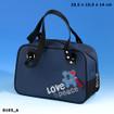 Love & Peace Handbag  www.the-village-square.com Shoulder Bag
