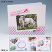 Horses Dreams Sticker Album www.the-village-square.com