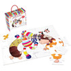 Stripy Horse 24 piece Floor Puzzle  www.the-village-square.com EAN: 5014475011688