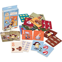 Abney & Teal Mix & Match Card Game www.the-village-square.com EAN: 5014475011589