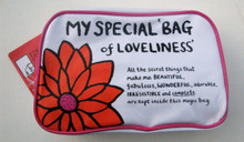 Edward Monkton's -Loveliness Wash Bag www.the-village-square.com EAN;5014475011817