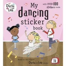 Lola Dancing Sticker Book www.the-village-square.com EAN: 978141335032