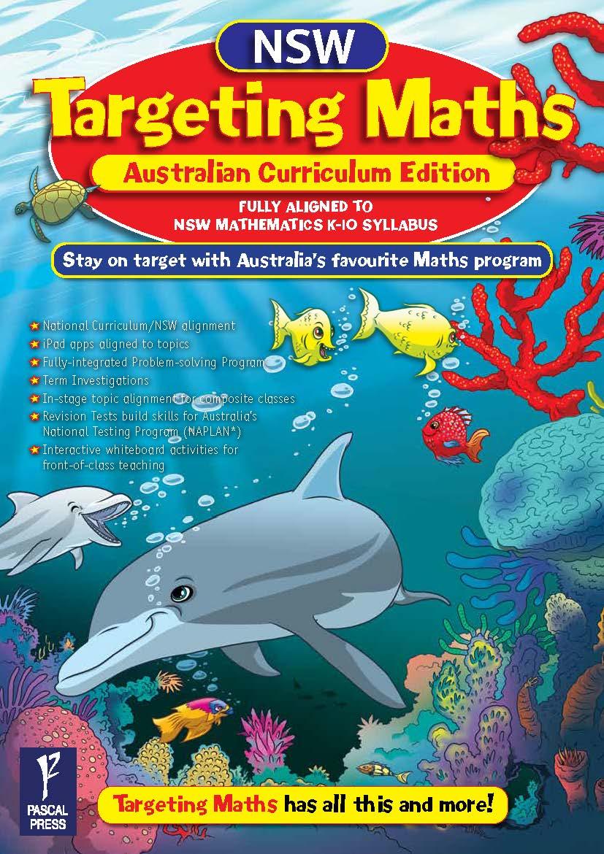Targeting Maths NSW Australian Curriculum 2020